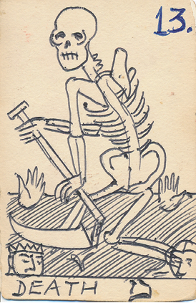 Tarot Card Death