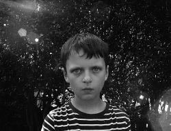 Photograph The boy who preferred not to eat as played by Ronan McAuliffe Still from Full.