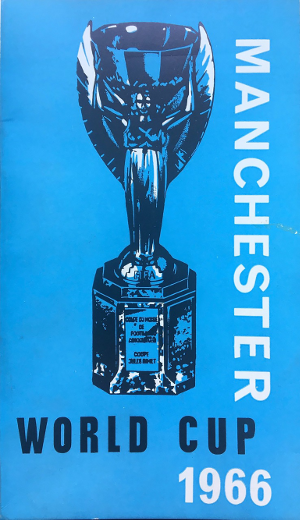 Manchester Programme of Events, 1966