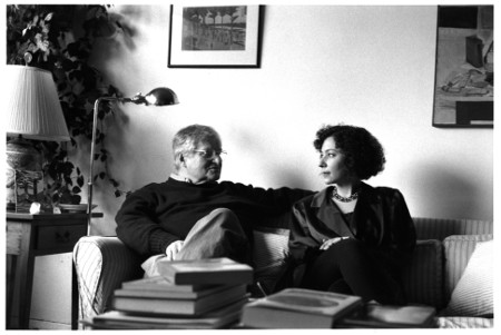 John Ashbery and Sarah Rothenberg